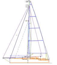 plan bateau